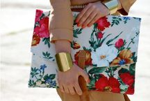 Study in floral prints