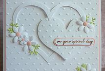 Cards Wedding / by Brenda Grinnell