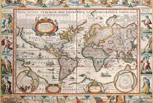 old maps / Very nice old maps
