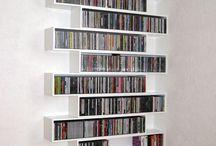 CD Bücher Filme