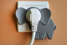 Plugs, electrical, light switches