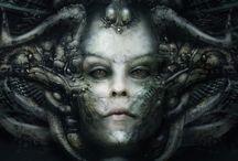 Prometheus/ Aliens movie