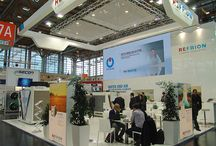 Refrion - Chillventa / Act Events Allestimenti fieristici Exhibition stand display