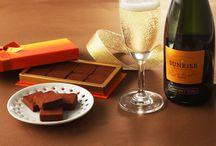 生チョコ / 北海道産の新鮮な生クリームを使った滑らかな口どけが口いっぱいに広がる幸せなグランプラスの生チョコ。