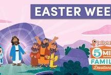 Tri Saints Parents Easter
