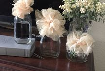 Centerpieces / Easy and neat