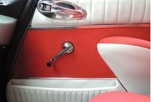 Citroën DS interiors
