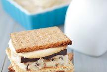 Sweet Tooth~ Delightful Sandwiches / All kinds of sweet treats including smores, whoops, and other yummy sandwiches for the sweet tooth.