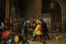 David Teniers the Younger (1610-1690) / David Teniers the Younger (1610-1690)