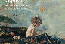 La Bellesa Captiva. Petits tresors del Museo del Prado / L'exposició La bellesa captiva ens ofereix un recorregut per la història de l'art des de finals del segle XIV fins a començaments del segle XX a través d'obres de petit format provinents de la col·lecció del Museu del Prado.