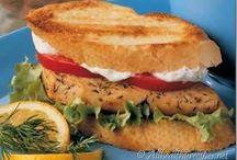 Kanapki / Sandwiches / Kanapki