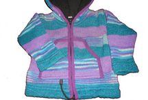 Woolen Baby Jackets