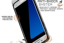 S7 CASE PUNKCASE® LUCID 2.0 SERIES W/ PUNK SHIELD GLASS SCREEN PROTECTOR | ULTRA FIT ! / S7 Case Punkcase® LUCID 2.0 Series for Samsung Galaxy S7 Slim | Slick Frame Lifetime Warranty Exchange Made with a Slim Crystal Clear Full TPU Body & Reinforced Frame Ultimate Protection with Precision Cut Outs for Easy Access to All Ports & Jacks but Without the Bulkiness.