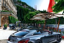 Mercedes Concept Cars / by eMercedesBenz