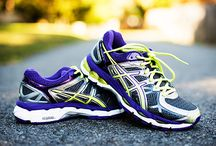 Running Shoes + Reviews