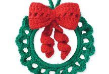 Christmas crafts.