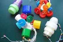 Giochi 0-1 anni / Giochi e attività per i bambini della sezione Piccoli al nido