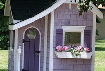 redoing the playhouse