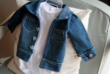 Toddler sewing