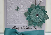 Cards - Mothers Day / by Cindy Sargent