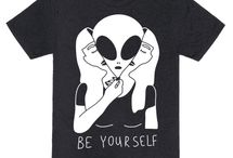 aliens & humans