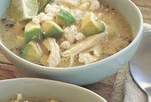 Food- Soupy soups / by Kristine Pritzkow