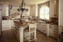 kitchen design ideas / by Judy Barrington