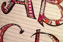 Letters n Fonts