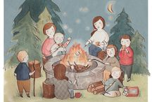 camping / by Lindsey Caneso
