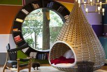 Interior Design Ideas / by Rayanne Brooks