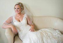 Weddings at Citronelle Community Center / Beautiful weddings at the Community Center in Citronelle, Alabama