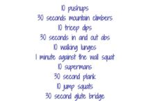 workouts / by Deb Cordle