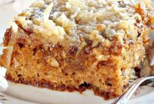 Cake! / Coconut and nut cake