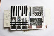 sketches / books / sketchbooks
