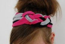 DIY hair accesories
