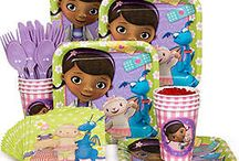 Doc McStuffins Party / Fix up the perfect birthday party with these Doc McStuffins party supplies, decorations and more!