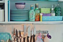 Dec - Cozinha / Aqui você encontra ideias e inspiração para a decoração da cozinha :)