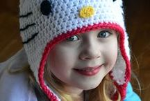 hello kitty crochet pattern free