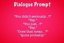Prompts/Writing
