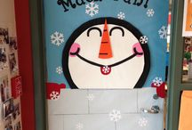 my  winter door :P