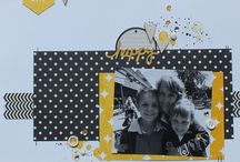 Scrapbook pages / by Terri Kocher