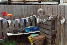 zahras backyard space