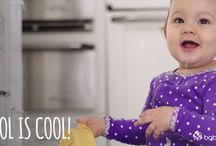 It's a tooth! / Celebrate your baby's milestone by creating and sharing an E-card at the link below using a photo of your teething baby. Share your baby's photo & Infants' TYLENOL® will donate $1 to Operation Smile for each approved submission. In partnership with Tylenol.