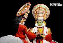 Kathakali, the traditional classical art
