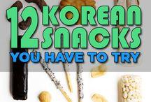 Travel Korea Food