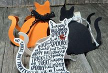 Spooky Cat Stampin Up