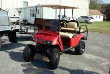 2016 Hatfield Volunteer Fire Department Raffle Golf Cart