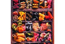 Delicatessen / Delicatessen on postcards