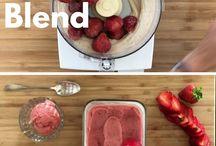 Ice Cream / Sorbet
