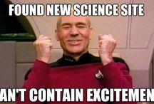 Science Humor / Science has a sense of humor!